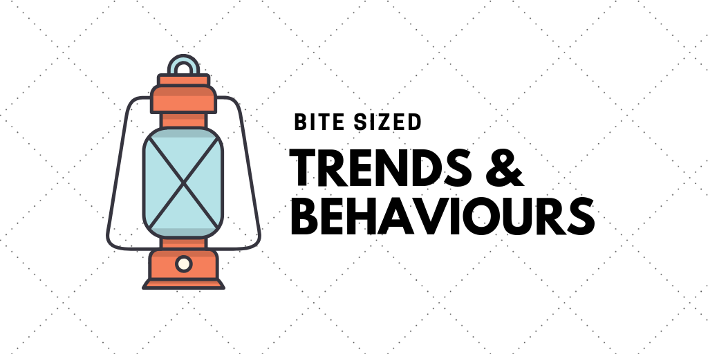 Bite Sized – Trends & Behaviours