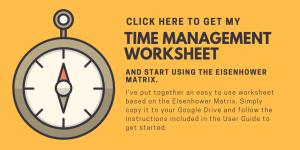 time-management-worksheet-eisenhower-matrix